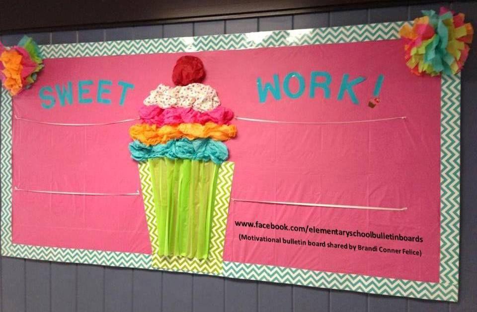 Inspirational Theme Ideas: Motivational Bulletin Board
