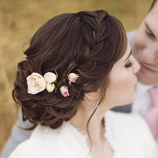 21 Most Outstanding Braided Wedding Hairstyles: 40 Fall Wedding Hair Ideas That Are Positively Swoon