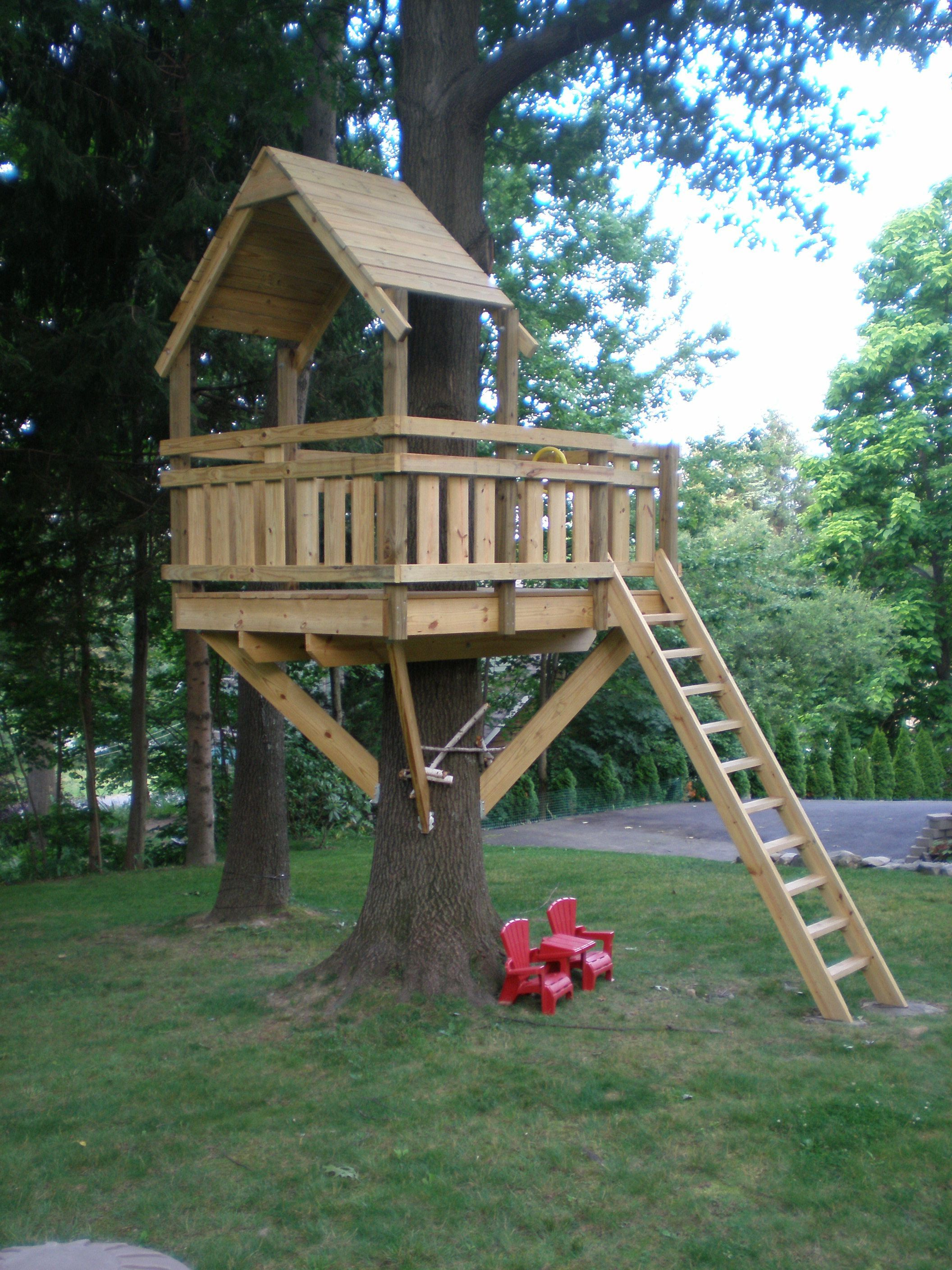 Outdoor Amazing Treehouse Ideas For Backyard Design Tree House Diy Simple Tree House Tree House Kids Treehouse ideas for backyard