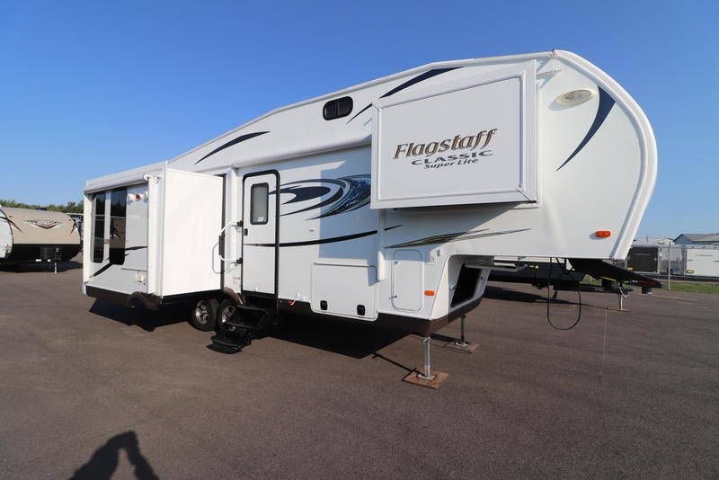 2015 Forest River Flagstaff Classic Super Lite 8528ikws For Sale