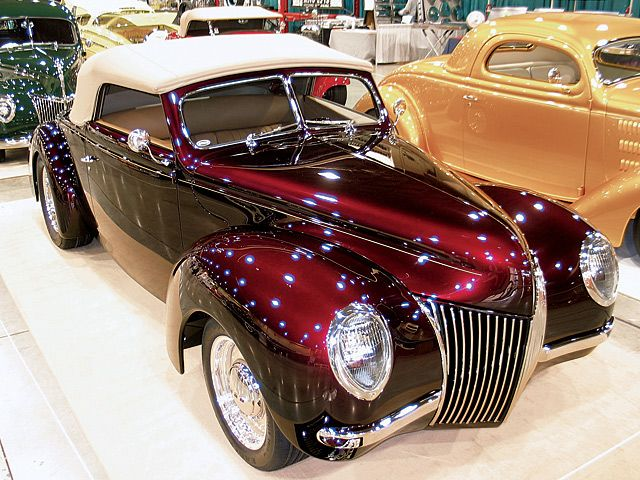 Ford Custom 1939