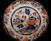 Large sandwich/biscuit plate by Paragon in the lovely 'Tree of Kashmir' pattern. $30.00, via Etsy.