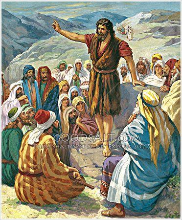 John The Baptist Google Search John The Baptist Bible Pictures Bible Illustrations