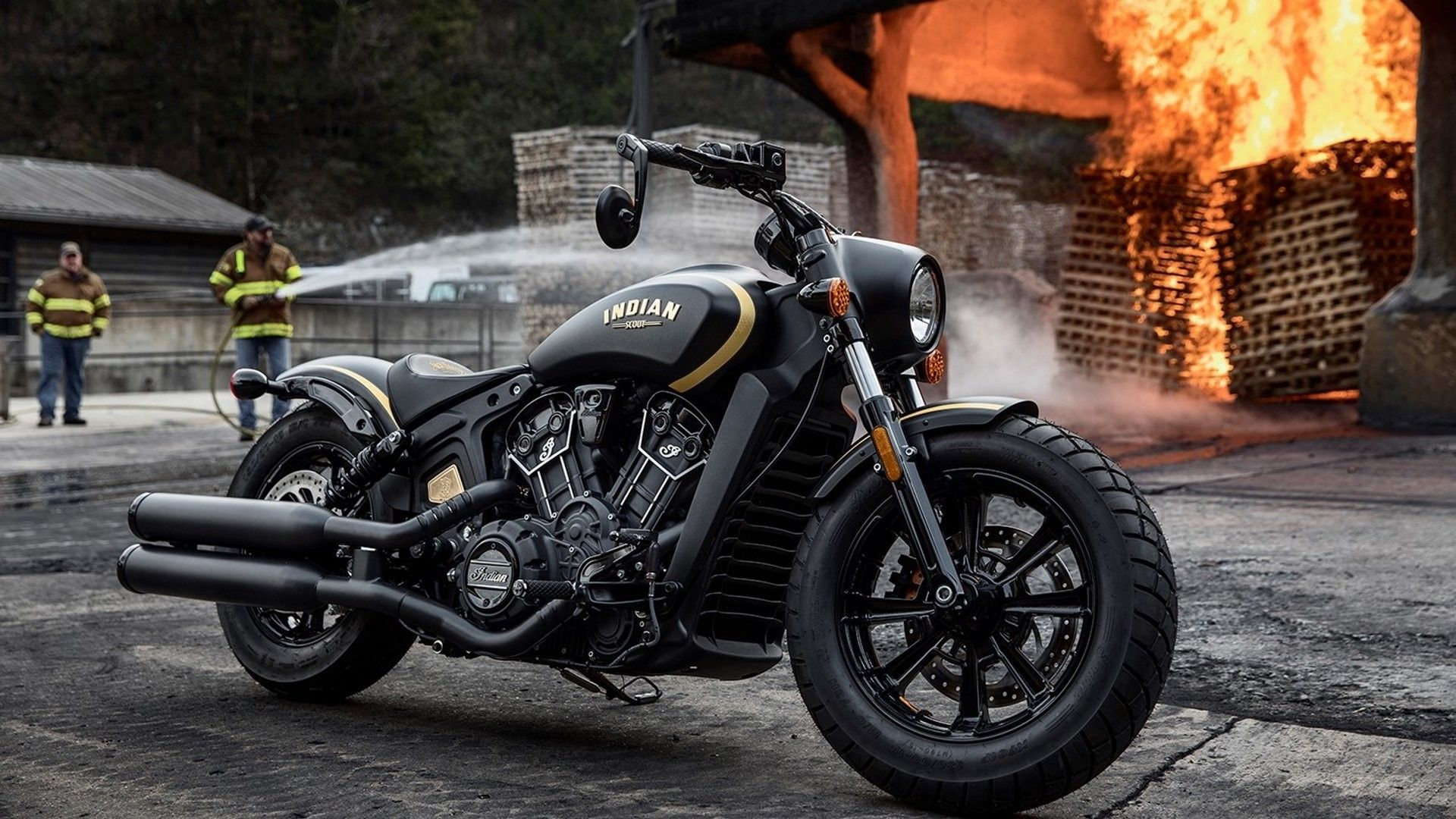Res 1920x1080 Jack Daniel S Limited Edition Indian Scout Bobber
