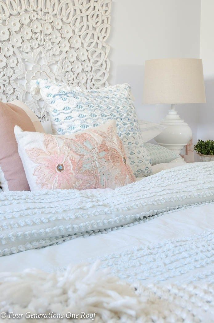My Secret Fluffy Comforter Layered Bedding Tip Fluffy