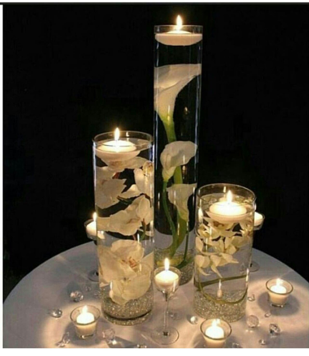 Easy doityourself centerpieces perfect for weddings or intimate