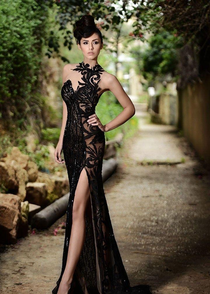 85cc8ae705 Rami Salamoun Spring-Summer Prom Dresses