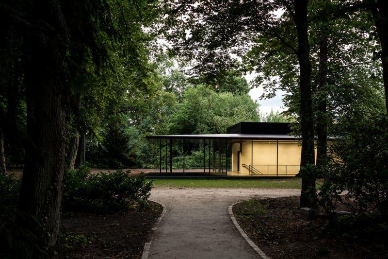 Architekten Bayreuth staab architekten ebener richard wagner museum ar