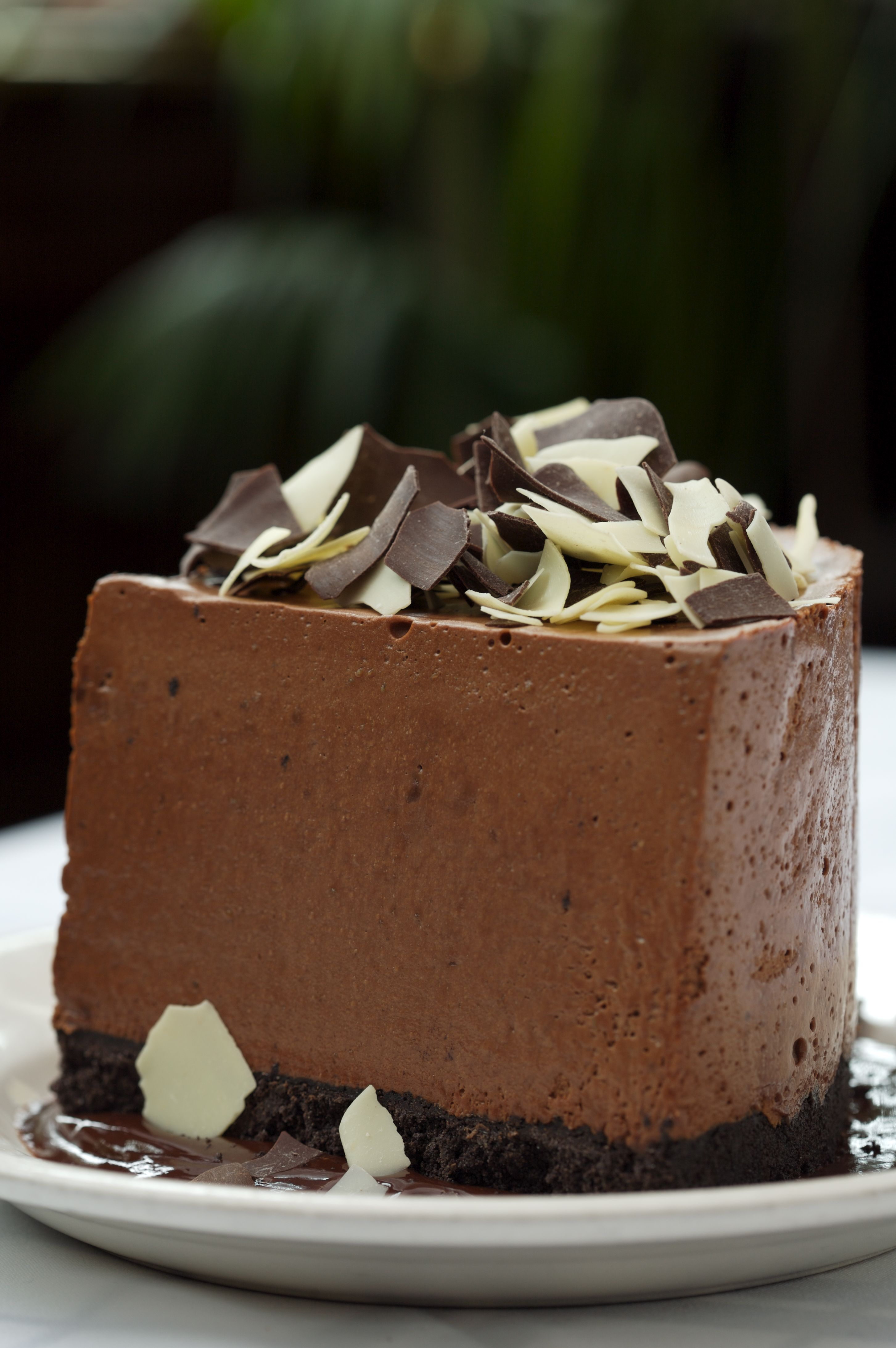 Chocolate Mousse Pie from Gibsons Bar & Steakhouse | Private ...