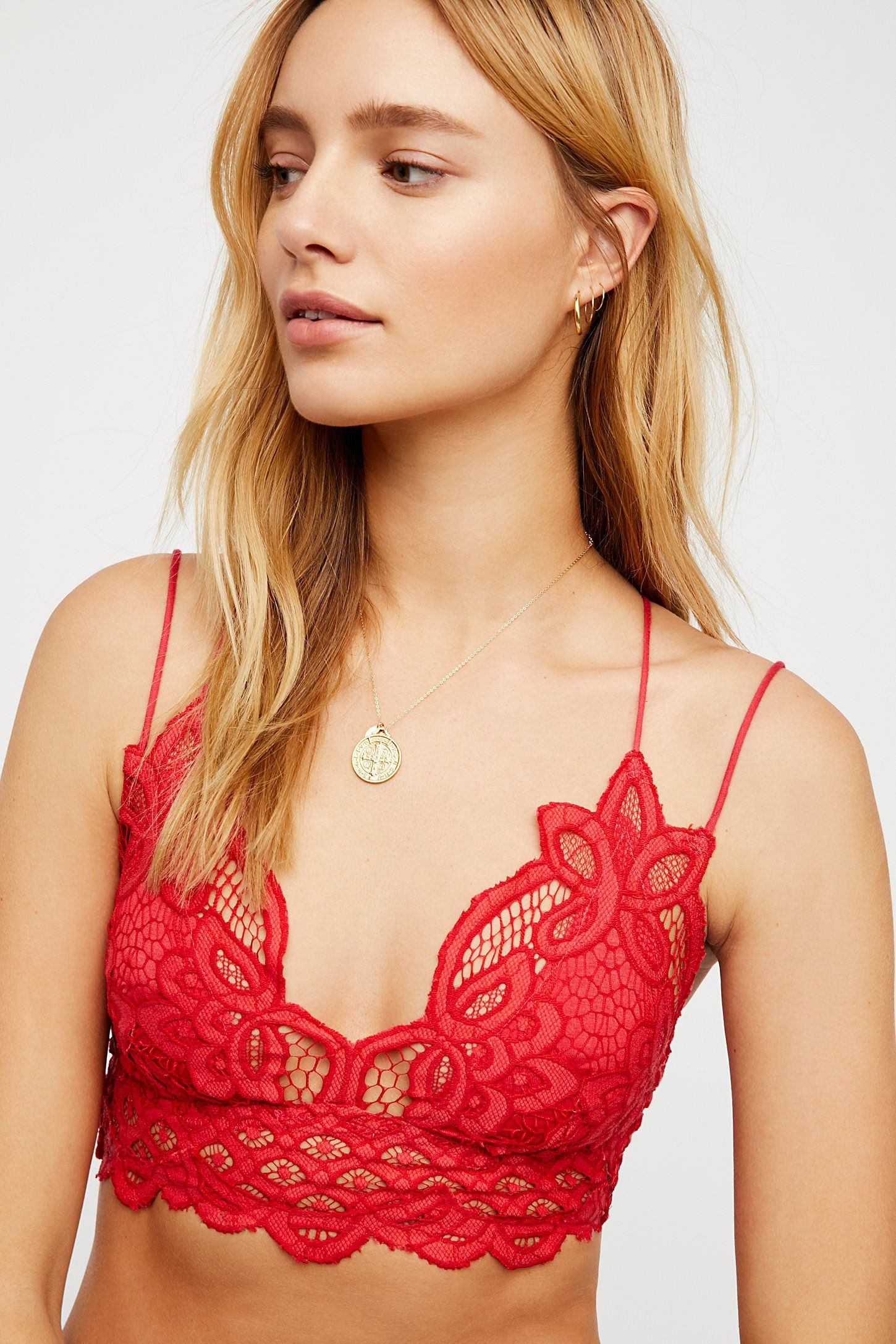 413e15a4d32a2 Shop our FP One Adella Bralette at FreePeople.com. Share style pics with FP  Me