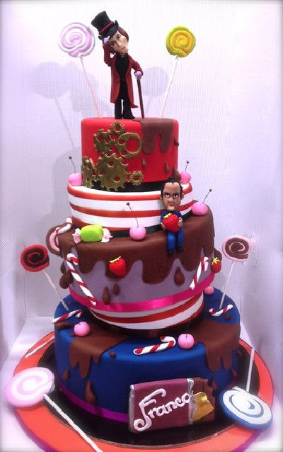 Amazing Halloween-inspired and Other Imaginative Cake Designs - Marital Problems