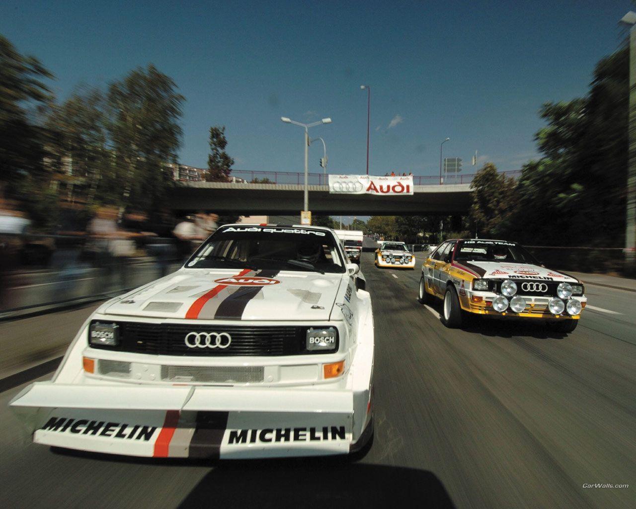 Audi Classics Sport Quattro Wallpaper Audiwallpaper Com Audi Quattro Audi Cars Audi Sport