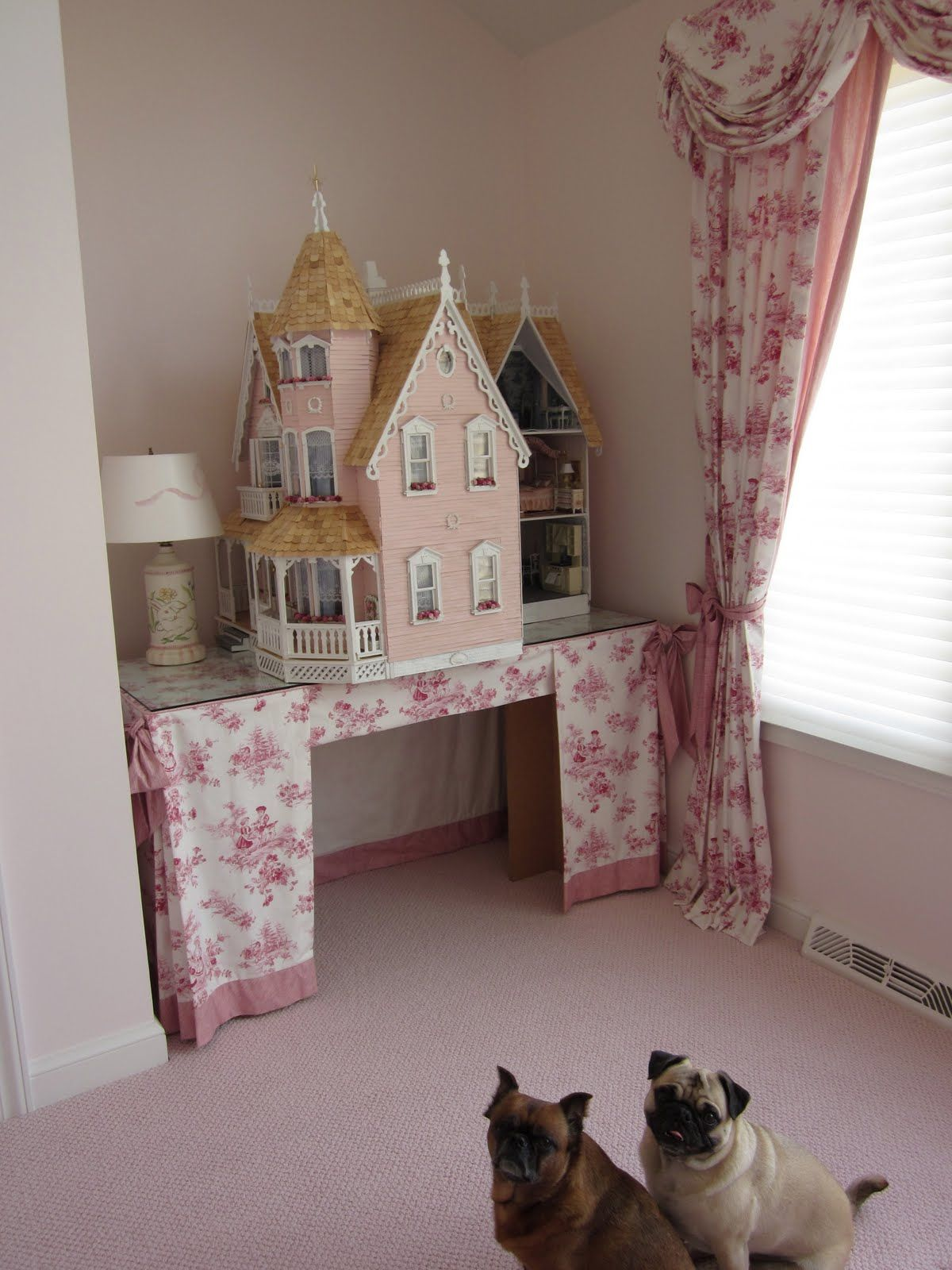 La Grande Maison The Greenleaf Garfield Dollhouse A Place To Call