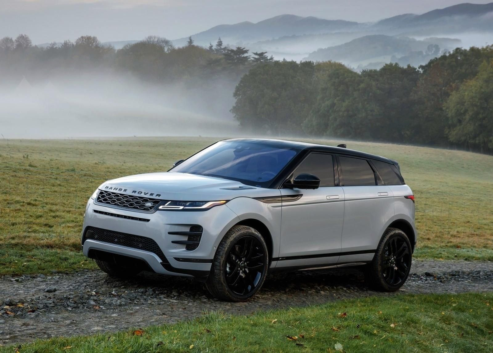 Fotos Veja como é o Range Rover Evoque 2020 Range rover