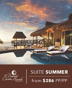 El Dorado Casitas Royale Adults Only Resort in Riviera Maya, Mexico| Karisma Hotels