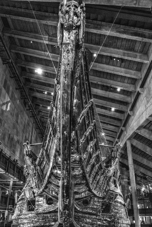 Popular on 500px : Vasa en Estocolmo by JoseMariaVidalSanz