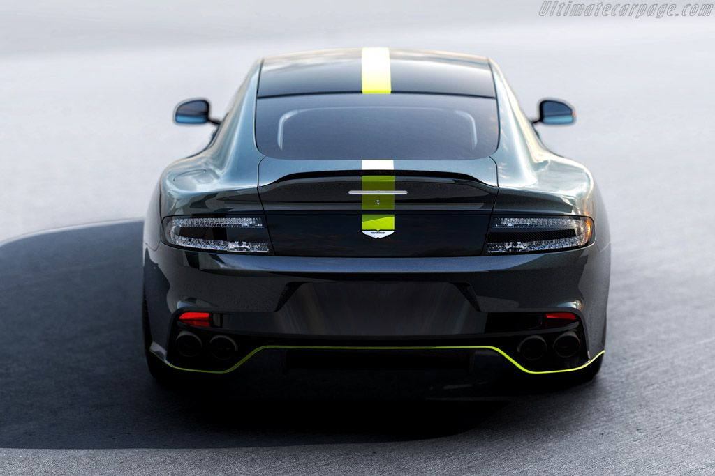 Aston Martin Rapide Amr Aston Martin