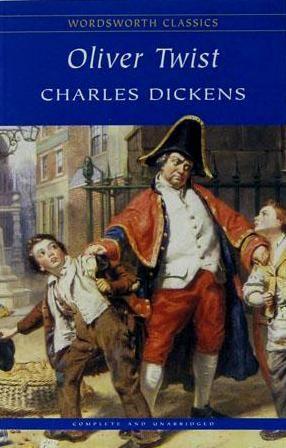 Hasil gambar untuk Novel Oliver Twist – Charles Dicken