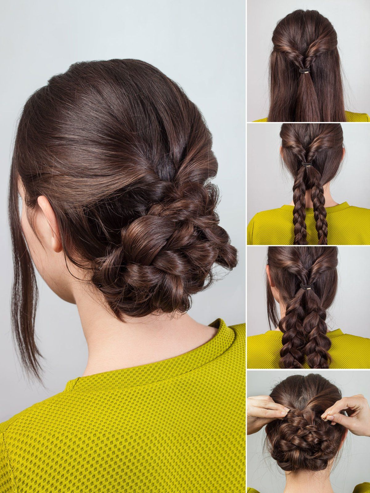 Absolute trendfrisur in nur minuten hair style hair dos and