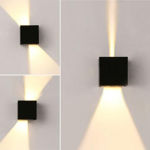 Cube Adjustable Surface Mounted Outdoor Led Lightingled Outdoor Wall Light  Up Down Led Wall Lamp Teen Girl Bedroom * AliExpress Affiliateu0027s Pin.