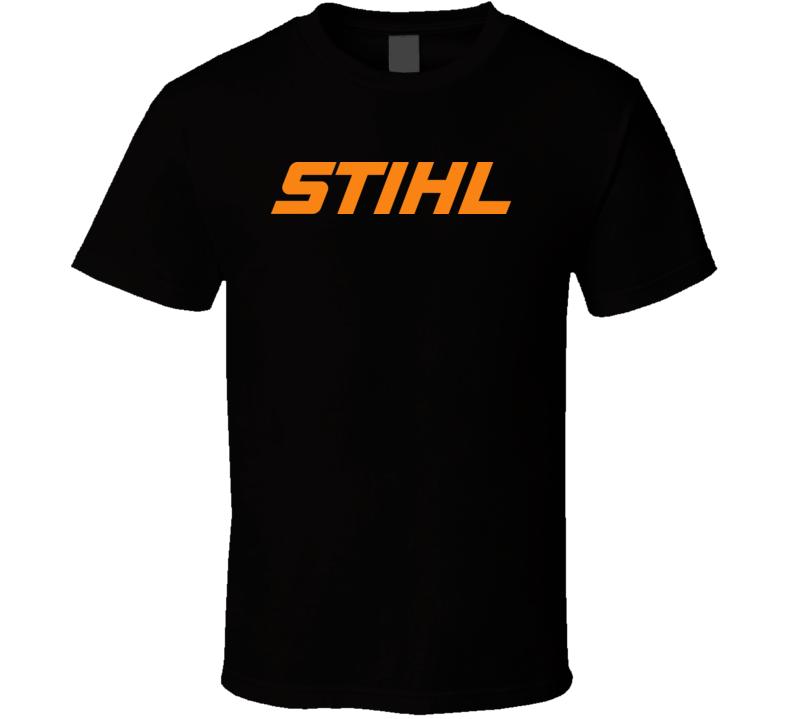 Stihl Chainsaw T Shirt T Shirt Mens Tshirts Shirts