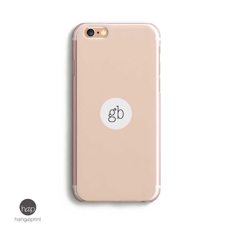 initial iphone 6 case