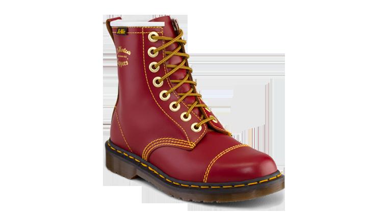 oxblood steel toe doc martens