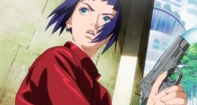 Ghost In The Shell Image Gallery Ghost In The Shell Japanese Animation Ghost