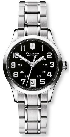 Victorinox Swiss Army Alliance Stainless Steel Band # 241325