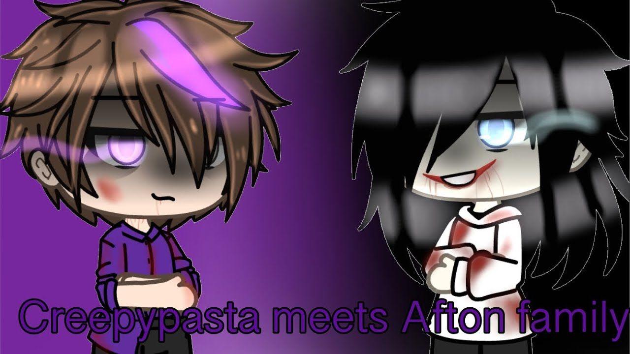 Creepypasta meets The Afton Family pt 1 (13k video