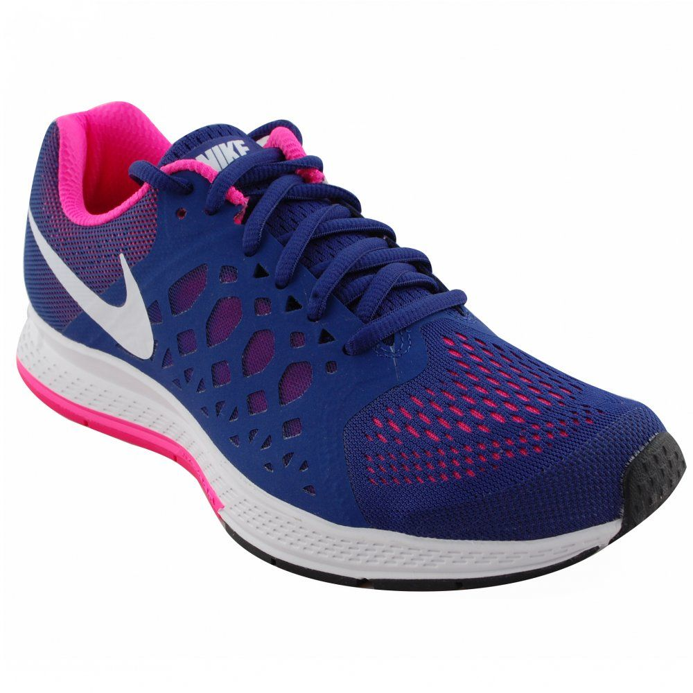 low priced 61cc5 333a9 Home › Nike › Nike Air Zoom Pegasus 31 Women's Trainer Blue ...