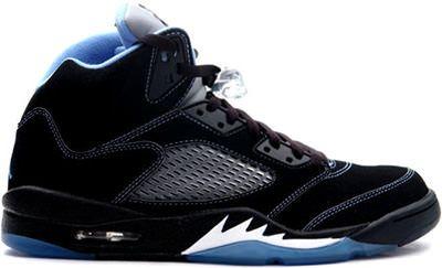 new product 806fe c14c0 Jordan 5 Black Carolina Basketball Sneakers, Sneakers Nike, Retro  Basketball Shoes, Jordan