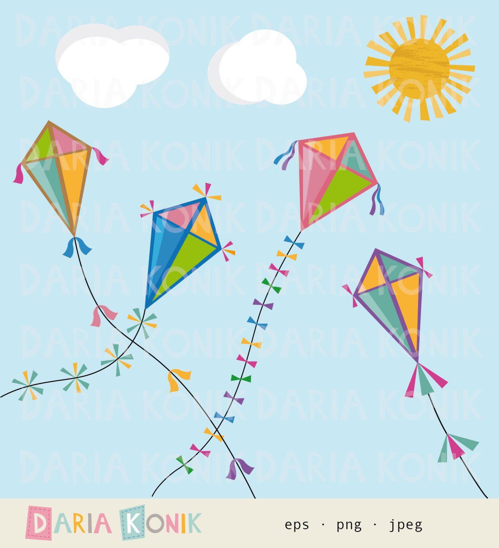 Cloud Kite Clipart Kites Craft Kite Designs Free Clip Art