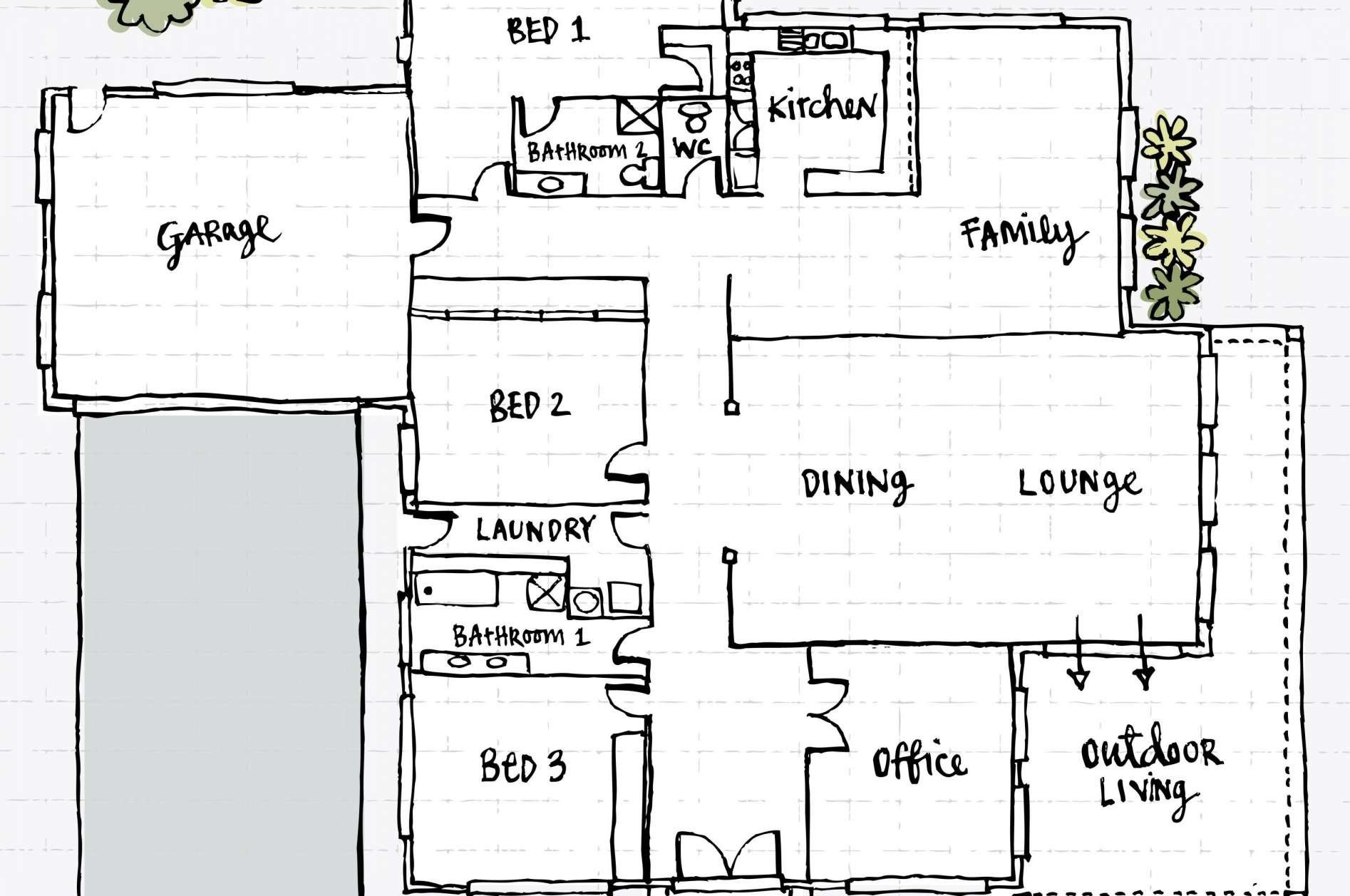 House Deck Plan Fresh Sims 2 House Sketch Plan Simple Floor Plans Shop Building Plans