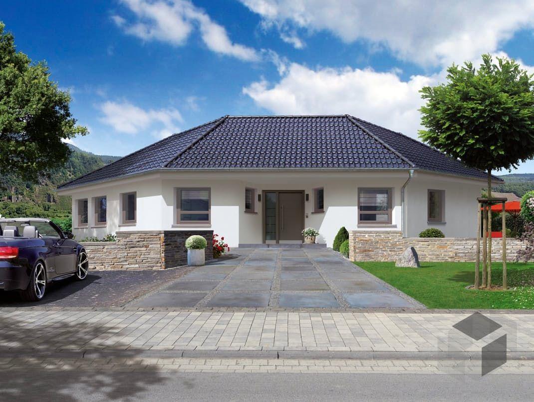 Cordoba von streif haus mehr infos einholen auf der for Mini bungalow fertighaus