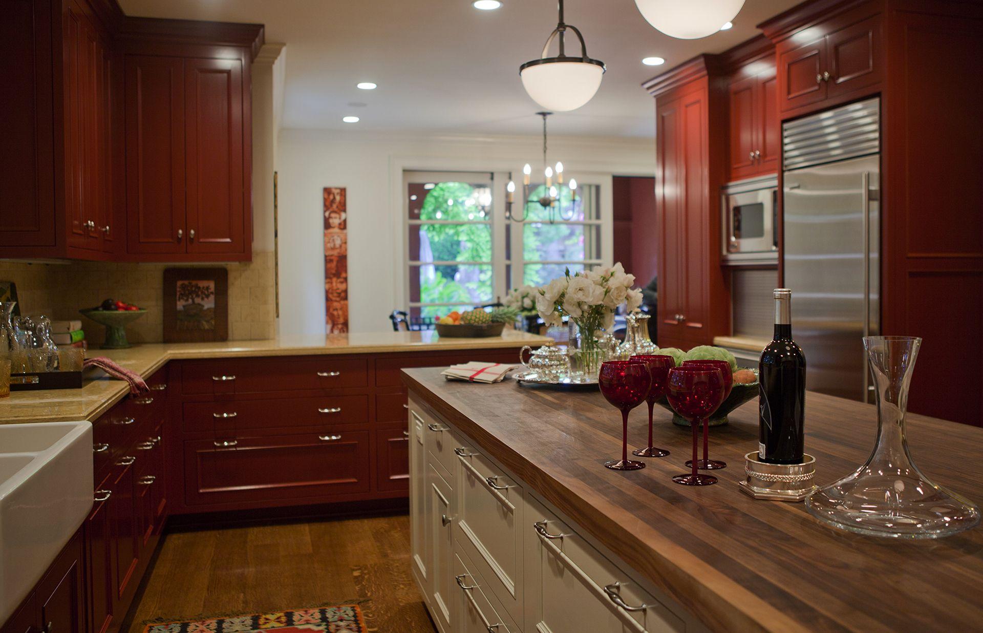 Carol Abbott Kitchen Cabinets Kitchen Home Decor