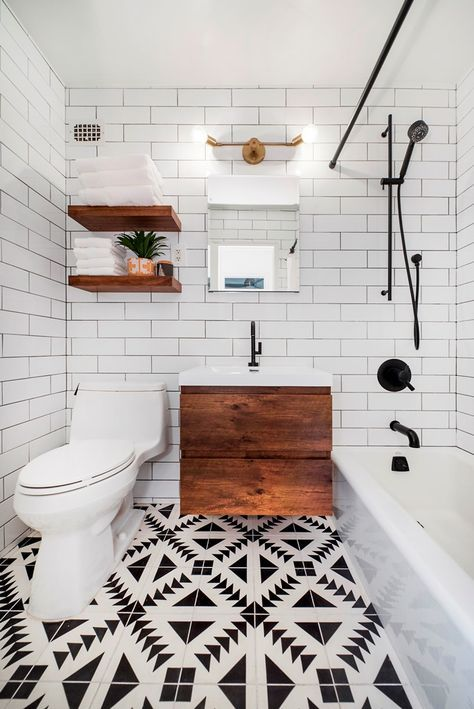7 Types Of Vanities To Consider For Your Bathroom Remodel Bathroom Tile Designs Bathroom Design Bathroom Design Small