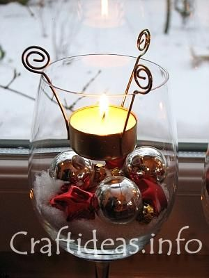 Safe To Burn Tealight In Wine Glass Tea Lights Christmas Decorating With Christmas Lights Christmas Table Decorations