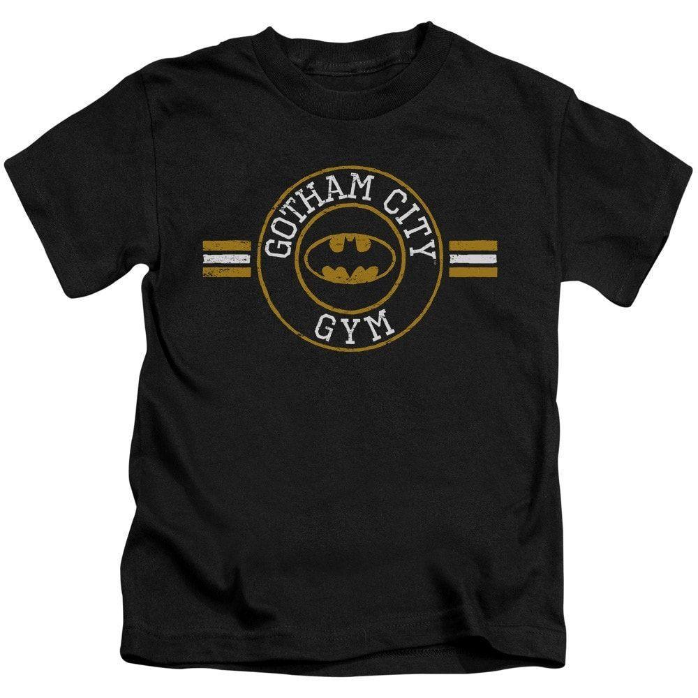 Batman - Gotham City Gym Kids T-Shirt
