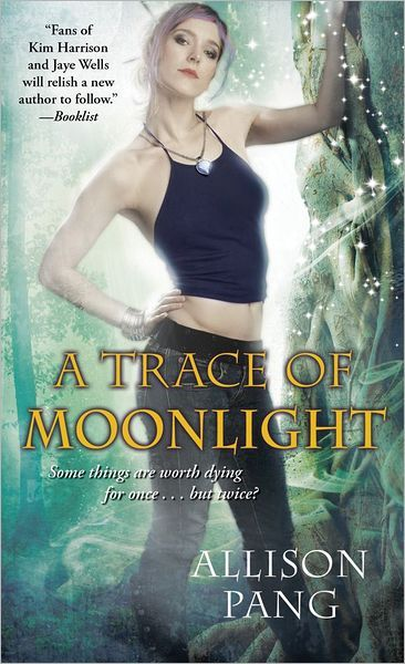A Trace of Moonlight by Allison Pang // VBC Review