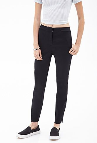 Classic Woven Trousers   FOREVER21 - 2000087532