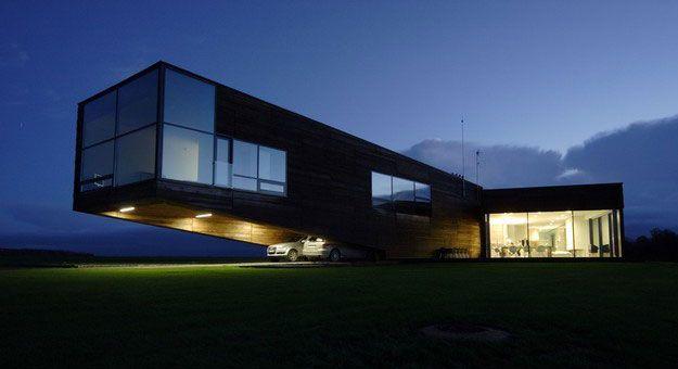 Utriai residence by architectural bureau g.natkevicius 3b mt rosie