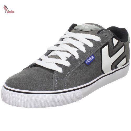 Etnies LO-CUT, Chaussures de skateboard homme, Bleu (Navy 401), 44