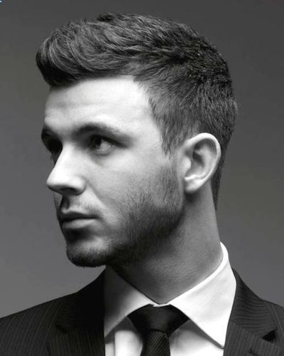 Image Result For Wight Men Hairstyles Clean Cut Messy Top Short