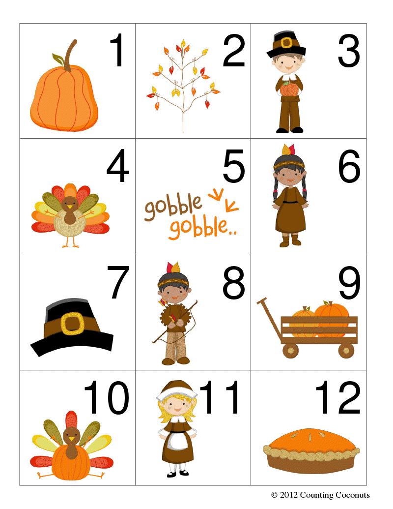 April Calendar Pieces Kindergarten : Calendar pieces themes thanksgiving pinterest
