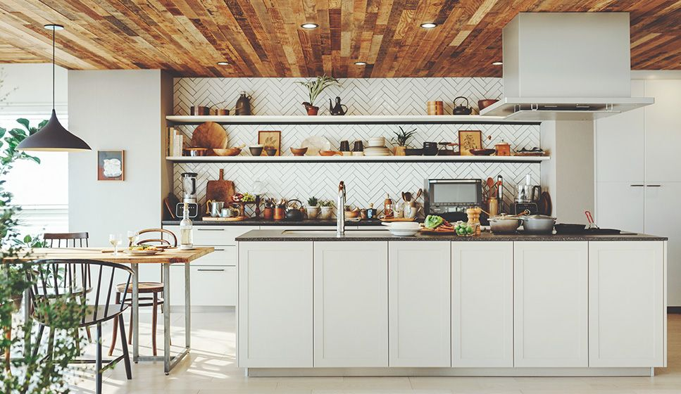 Panasonicリフォーム Cmの空間プラン 2017年度 キッチンの