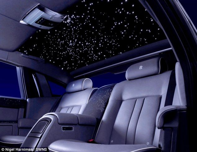 Rolls Royce Unveils Its Phantom Car For The Stars Car