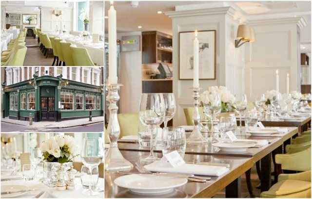 Chiswell Street Dining Rooms  Wdl Website  Pinterest  Wedding Fascinating The Chiswell Street Dining Rooms Decorating Design