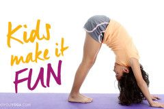 7 ways to make the sun salute fun for kids  yoga for kids