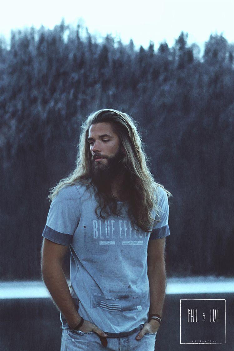 Phil Lui Hazel Scout Long Hair Styles Long Hair Styles Men Hair And Beard Styles